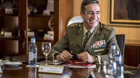 El jefe del Ejército: Existe una amenaza exterior real para nuestra sociedad