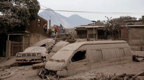 En la zona más afectada por el volcán de Guatemala: Nunca vinieron a evacuarnos