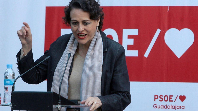 Foto: La ministra de Trabajo y Seguridad Social, Magdalena Valerio (Efe)