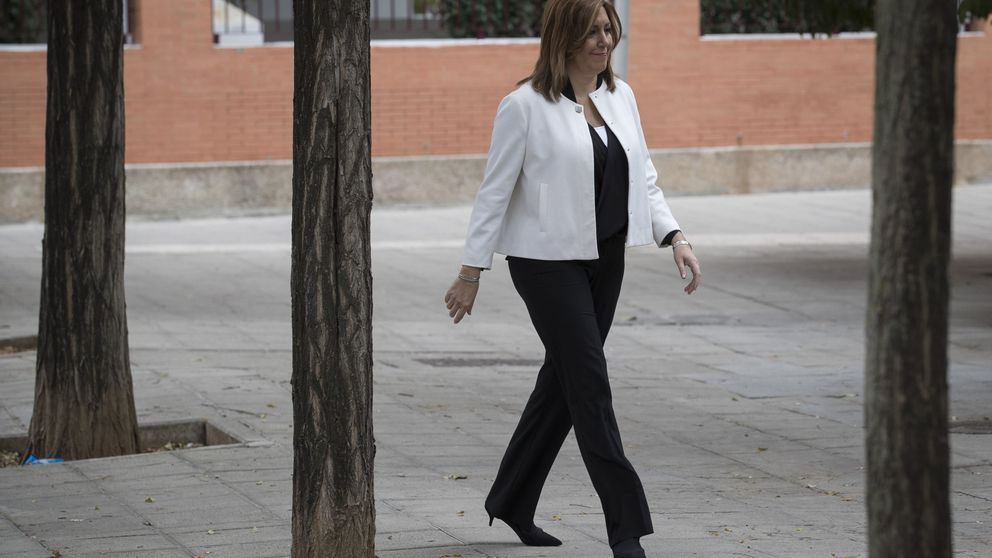 Susana Díaz ejerce de 'jefa' frente a Rajoy: Se acabó el absolutismo