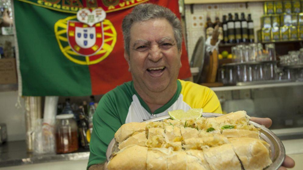Foto: Imagen de archivo de un cocinero en Portugal. (EFE)