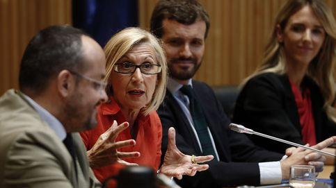 Rosa Díez se acerca a la España Suma del PP de la mano de Álvarez de Toledo
