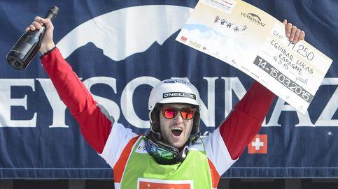 Lucas Eguibar comienza la Copa del Mundo con un quinto puesto en Montafon