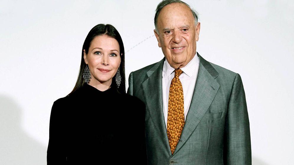 Foto: Carlos Falcó y Esther Doña, en una imagen de archivo. (Getty)