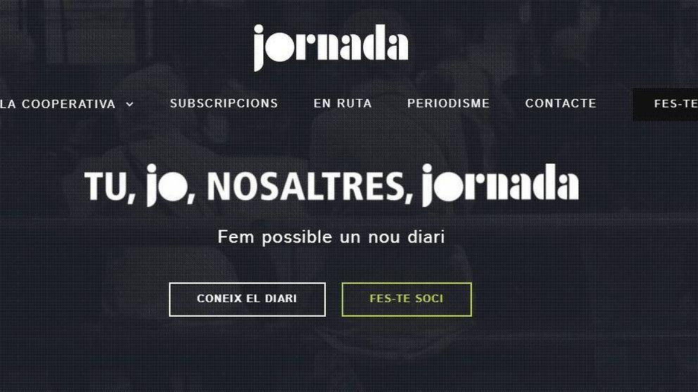 La CUP lanza un periódico en los Países Catalanes para promover el referéndum