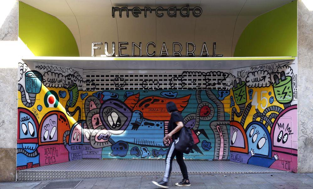 Foto: El mercado de Fuencarral ya tiene nuevo dueño. (EFE)