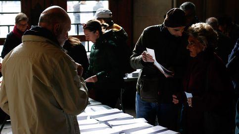 La participación en estas elecciones generales cae con respecto al 28-A a las 14:00 horas