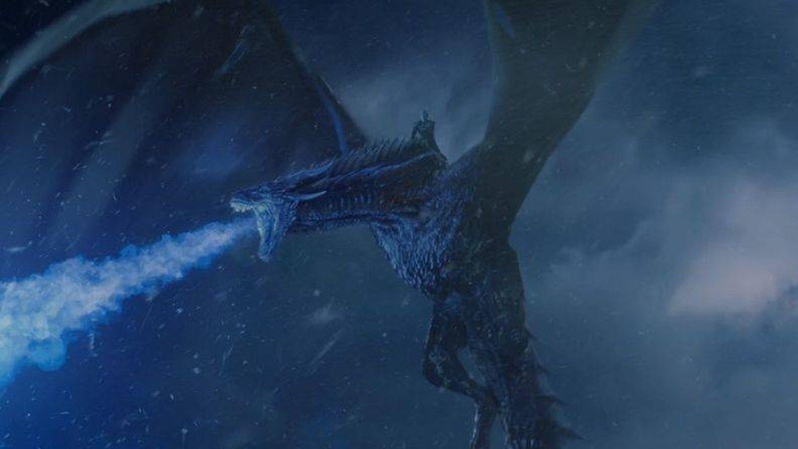 Foto: Imagen de la séptima entrega de 'Juego de Tronos'. (HBO)