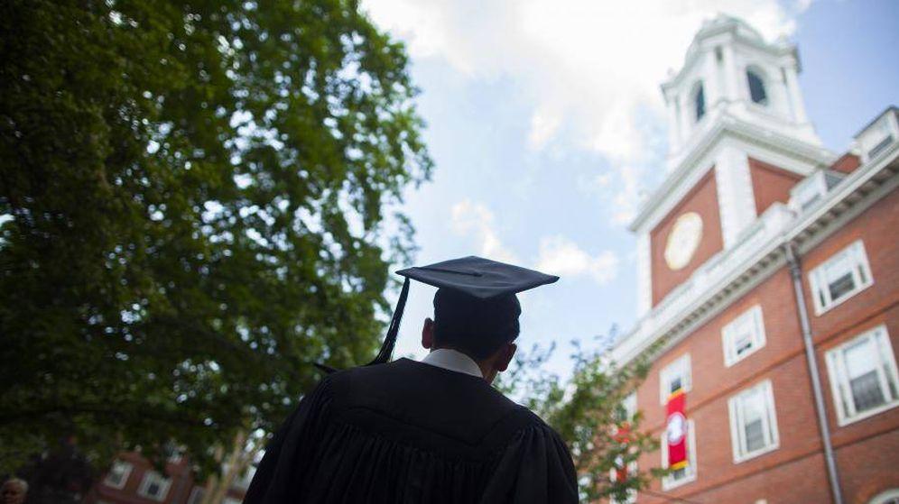 Foto: La universidad más rentable del mundo. (Harvard.edu)