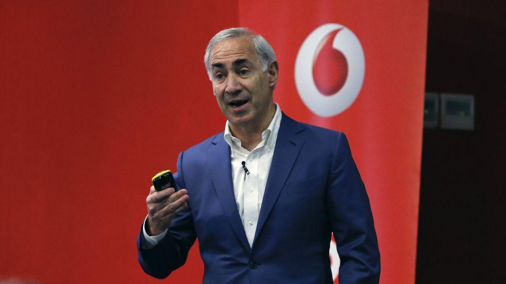 Foto: El consejero delegado de Vodafone, Antonio Coimbra. (EFE)