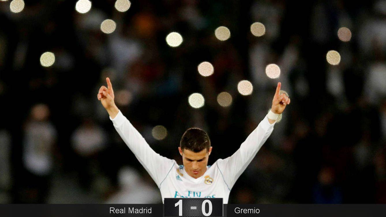 Cristiano cumple haciendo campeón al Madrid y pide que cumpla el que manda