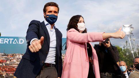 Pablo Casado y la administración de la victoria madrileña