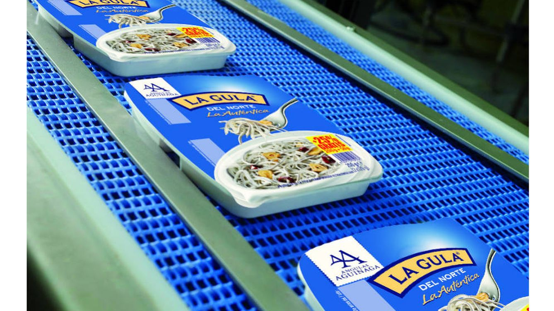Foto: Productos de La Gula del Norte. (Angulas Aguinaga)