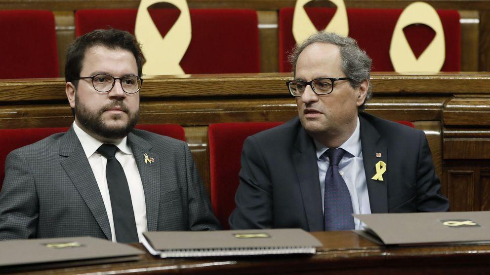 El Govern quiere el 'sí' del PSC a sus cuentas a cambio de apoyar a Sánchez en Madrid