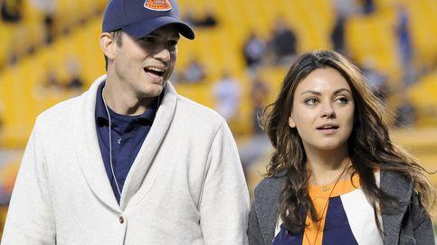 Ashton Kutcher y Mila Kunis esperan su segundo hijo