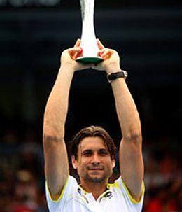 Foto: Ferrer sigue la tendencia de 2012 y logra en Auckland su decimonoveno título ATP