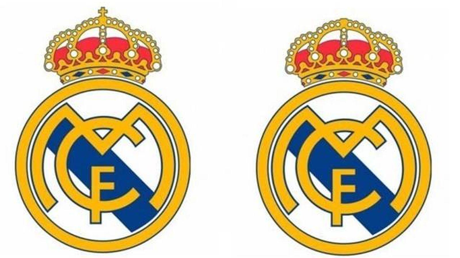 Real madrid el real madrid elimina la cruz del escudo en for Proximo partido del real madrid