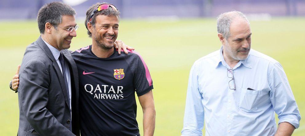 Bartomeu solo piensa en las elecciones y Zubizarreta es un lastre para el Barcelona