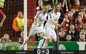 El Real Madrid sí camina solo tras una exhibición antes del Clásico