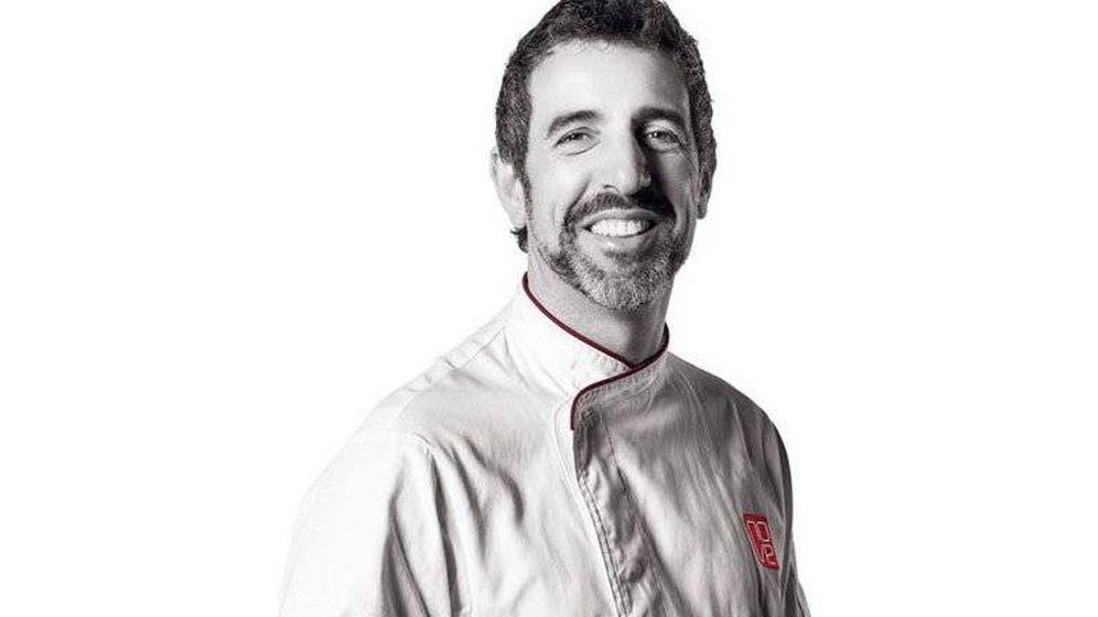 Foto: El chef Pepe Solla.