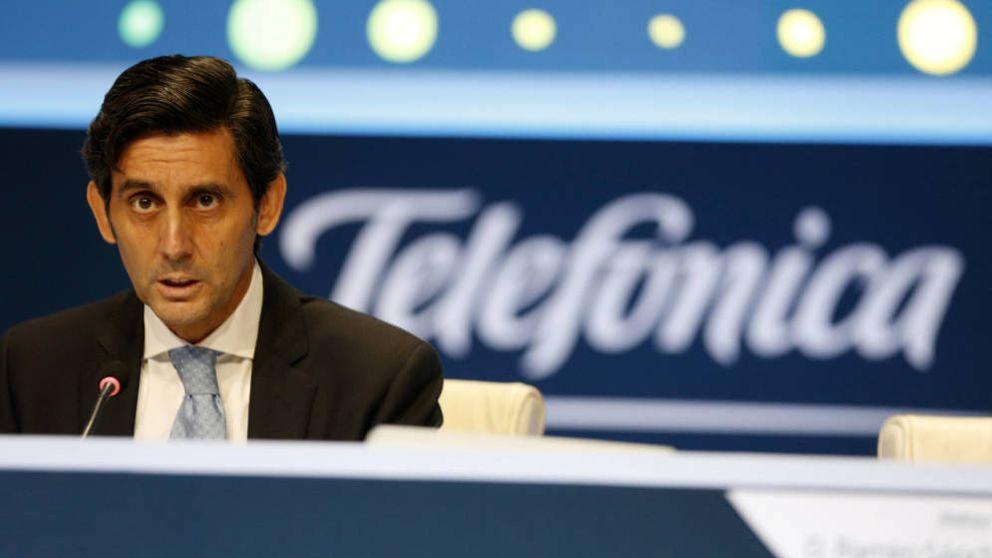 Telefónica recorta el dividendo de los ejercicios 2016 y 2017