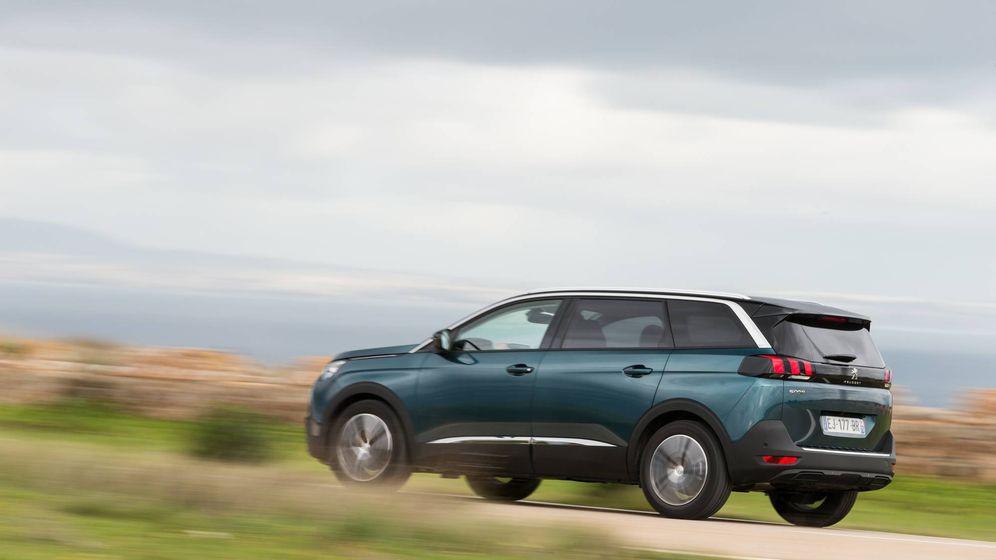 Foto: La gama todocamino de Peugeot al completo