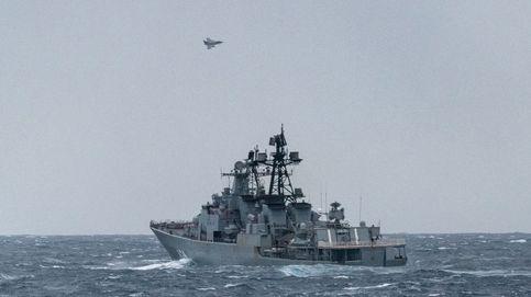 Exteriores rechaza que la Armada de Rusia haga hoy escala en Ceuta