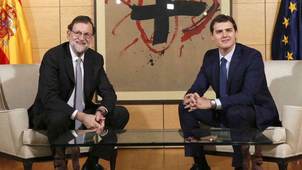 Rivera reconoce puentes rotoscon el PP: Rajoy me ha retirado la palabra