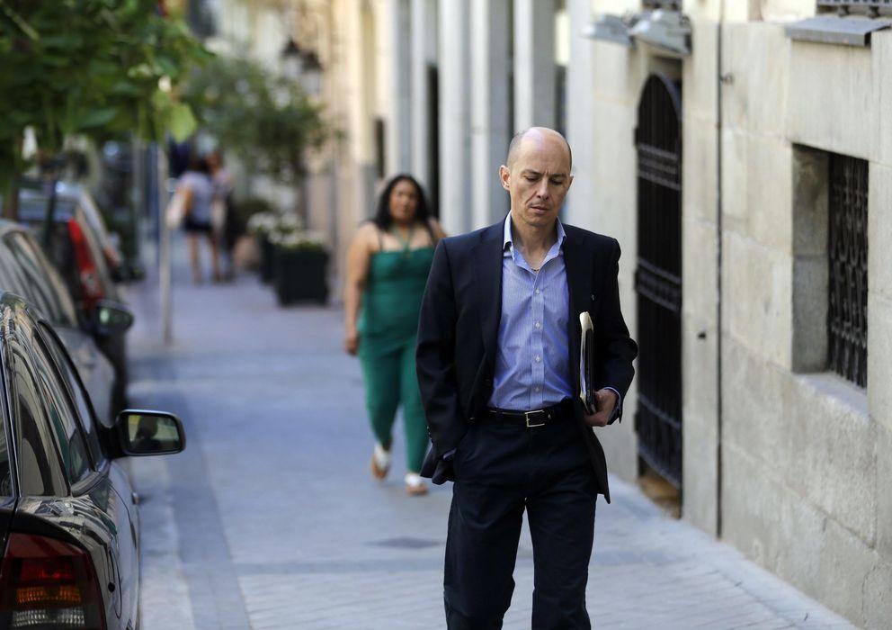 Foto: Jenaro García, fundador de Gowex (Reuters)