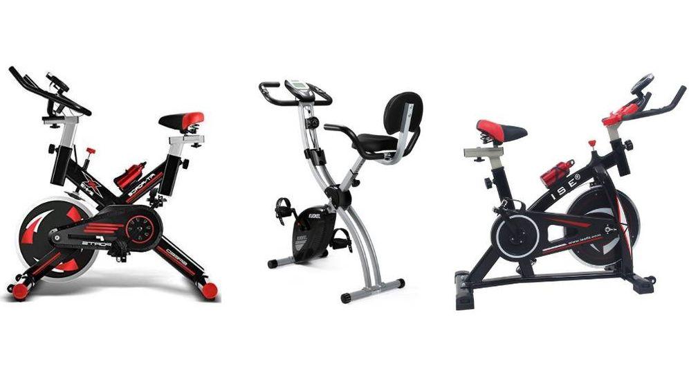 Foto: Mejores bicicletas para practicar spinning en casa