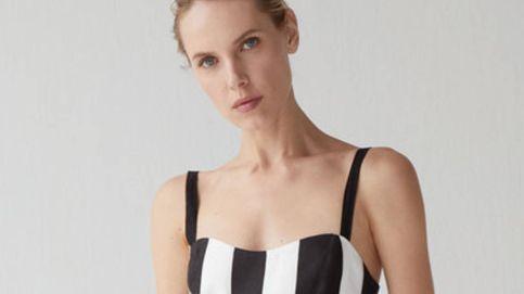 Uterqüe consigue unir en este vestido todo lo que nos gusta del verano
