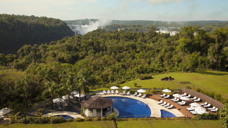 Hotel Meliá Iguazú.
