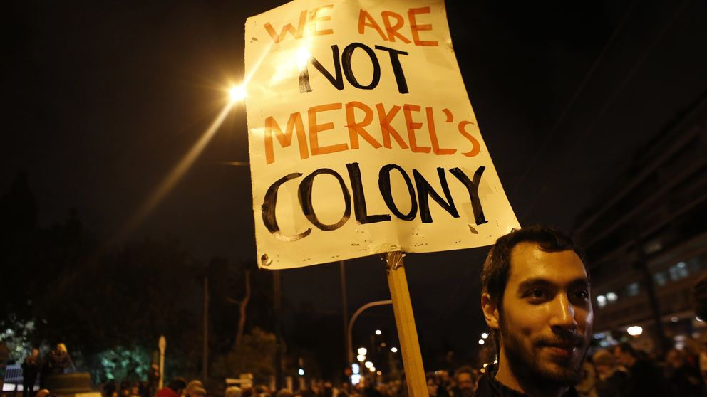 Se vende Grecia. Razón: la troika