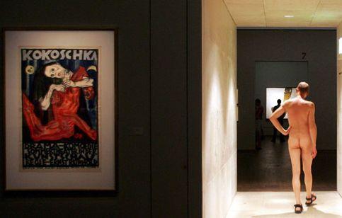 Esta particular iniciativa la lanzó el Museo Leopold como un tributo al género del desnudo y a lectura que de él hicieron artistas como Gustav Klimt, Egon Shiel