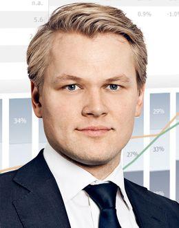 Foto: El analista de Saxo Bank, Peter Garnry