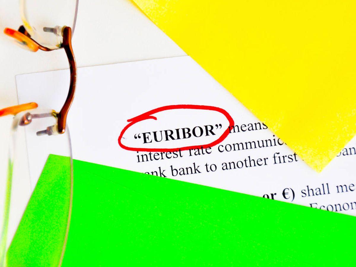 Foto: El euríbor seguirán en negativo en 2020, pero no asegura más rebajas en las hipotecas. (Foto: iStock)