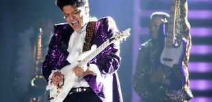 Post de Bruno Mars y su inefable sucedáneo de pop negro de los 80