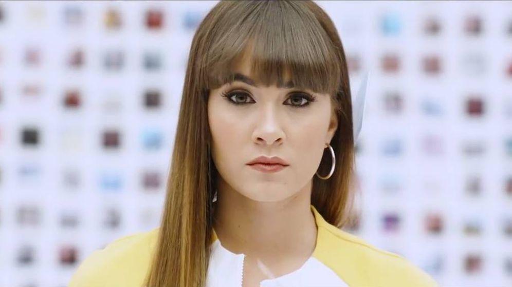 Foto: Aitana, en una imagen de su videoclip.