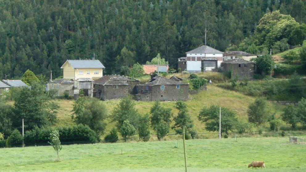 Operación 'salvar el colegio': casa gratis en Trabada (Lugo) a quien escolarice a sus hijos
