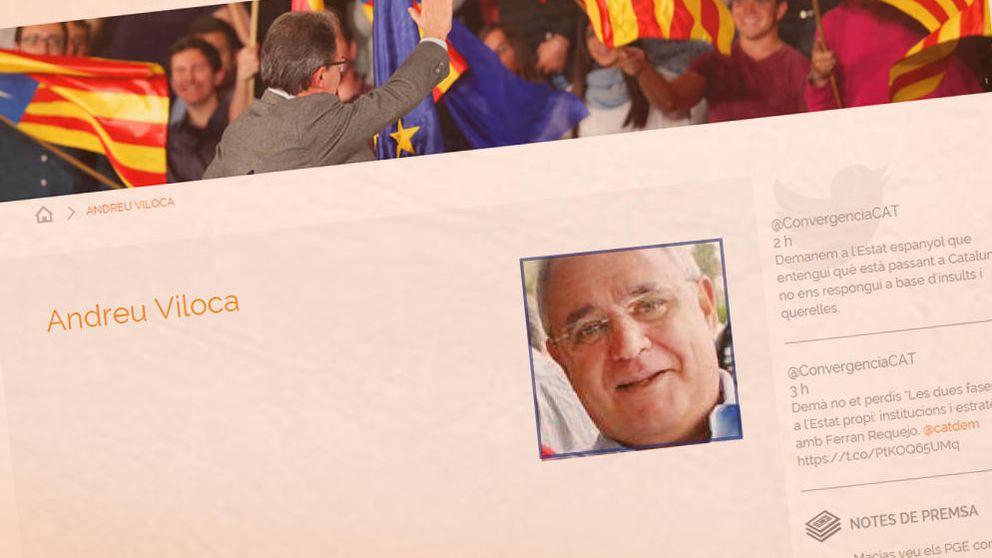 Andreu Viloca, el discreto tesorero de Convergència 'invisible' para la prensa