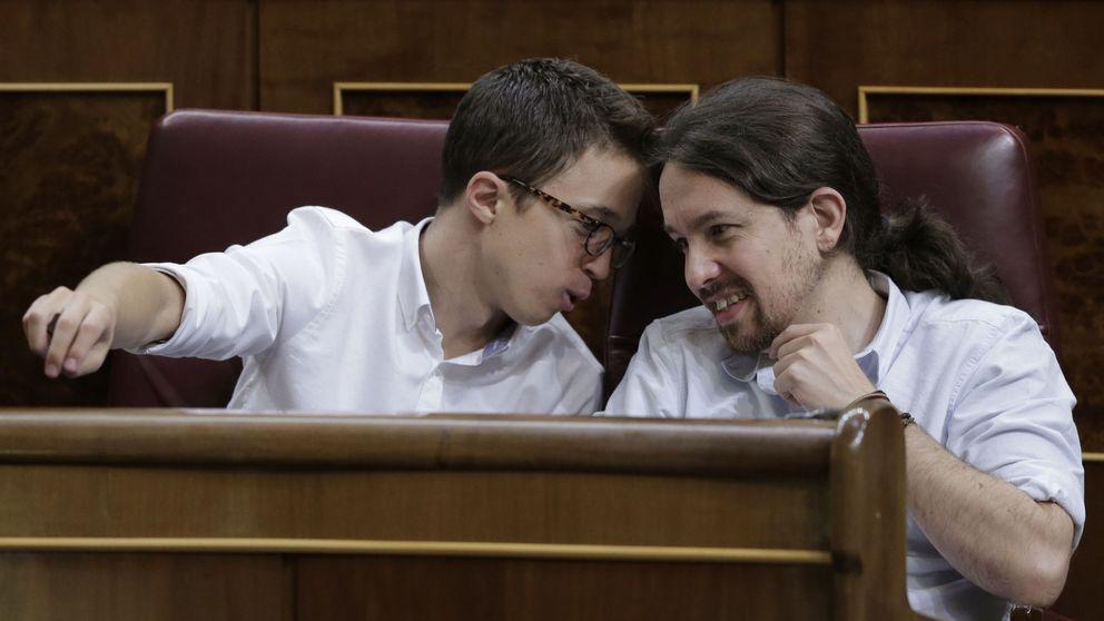 Iglesias y Errejón atemperan ahora sus diferencias de cara a Vistalegre II