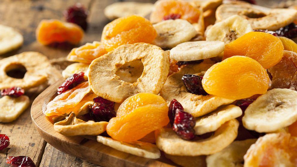 ¿Son saludables las frutas deshidratadas?