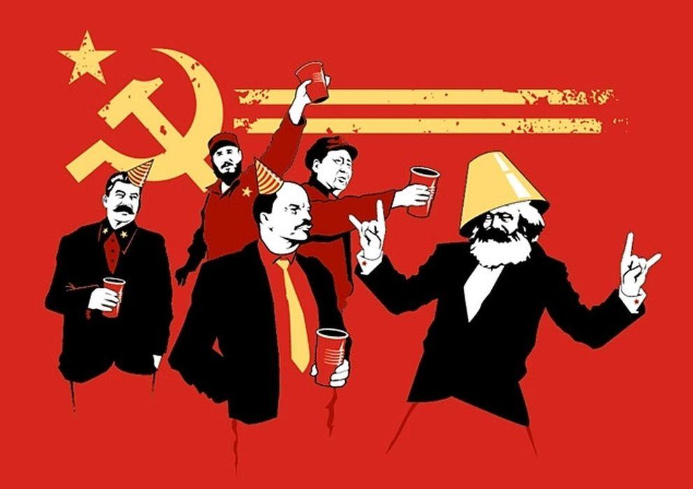 Dialécticas de la liberación (cristianismo, marxismo y feminismo). - Página 2 Marx-lenin-stalin-las-mascotas-del-capitalismo