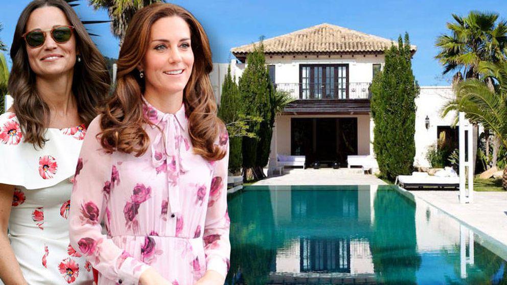 Alójate en casa del tío 'díscolo' de Kate y Pippa en Ibiza por 15.000 euros