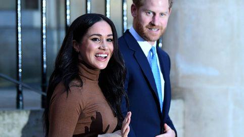 Los duques de Sussex, el marido de Elton John, Netflix y ¿una perla?