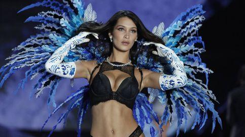 Bella Hadid y el comentado tonteo con Miguel en el desfile de Victoria's Secret