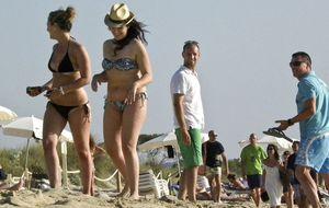 Gonzalo Miró, Mar Saura y Camacho aterrizan en Ibiza