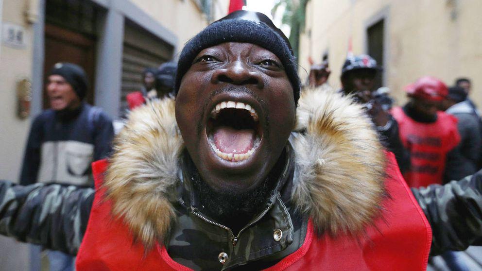 Agresiones, linchamientos y desprecio: el racismo explota en la Italia de Salvini