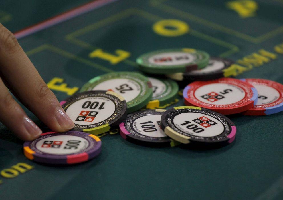 Foto: Fichas de casino