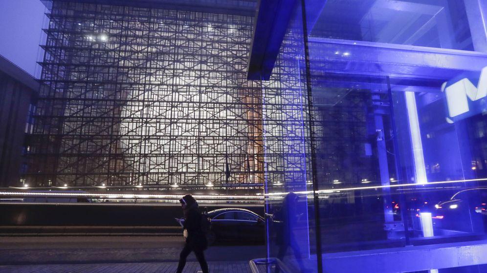 Foto: Sede del Consejo Europeo en Bruselas. (EFE)